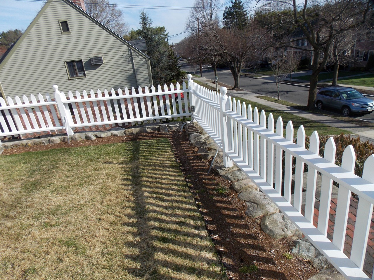 Lincoln Street Retaining Wall Design, Melrose, MA