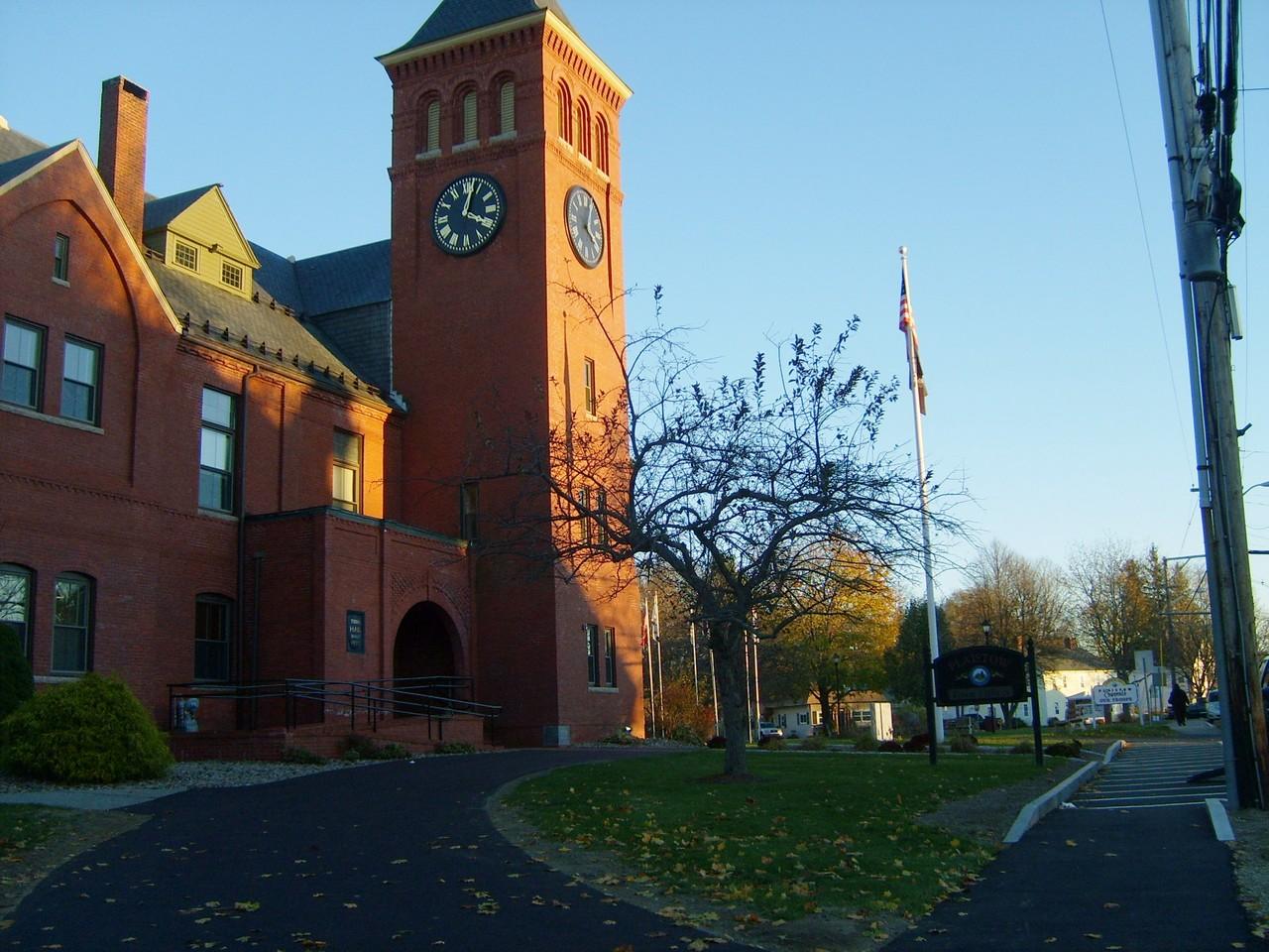Plaistow Town Hall
