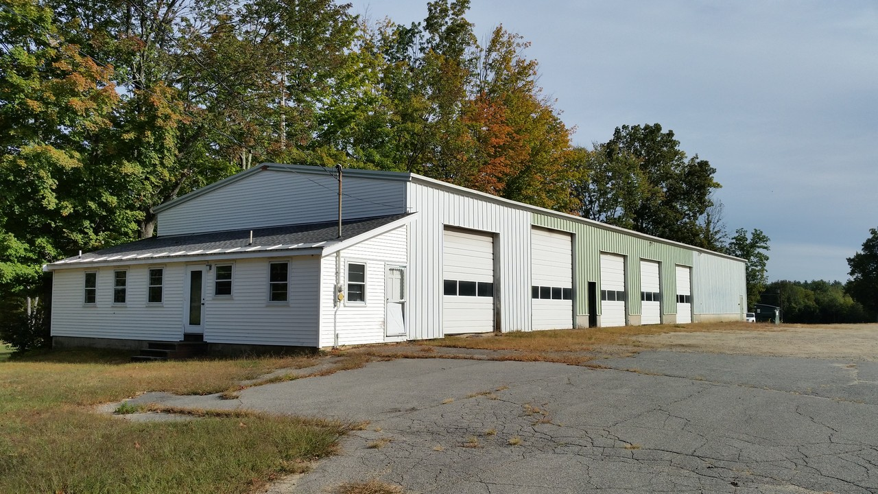 Town of Newton Fire Station, Newton, NH