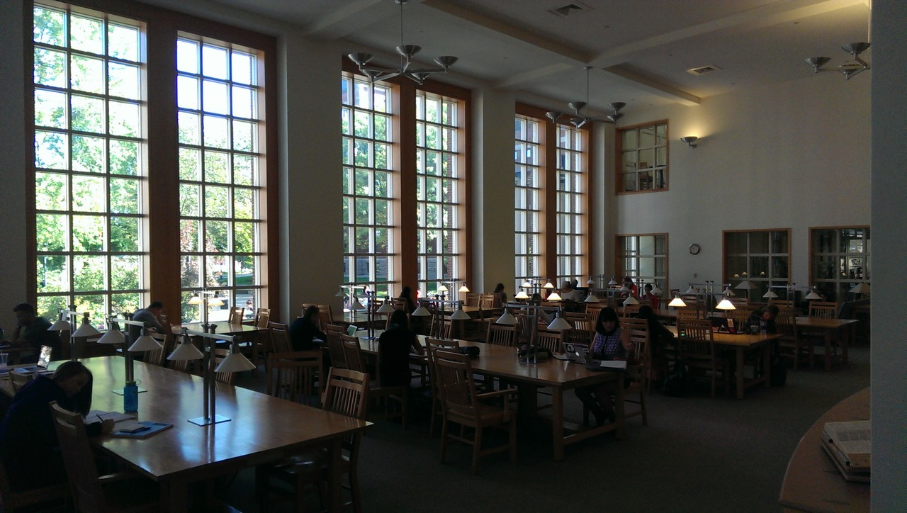 UNH Dimond Library – University of New Hampshire, Durham, NH