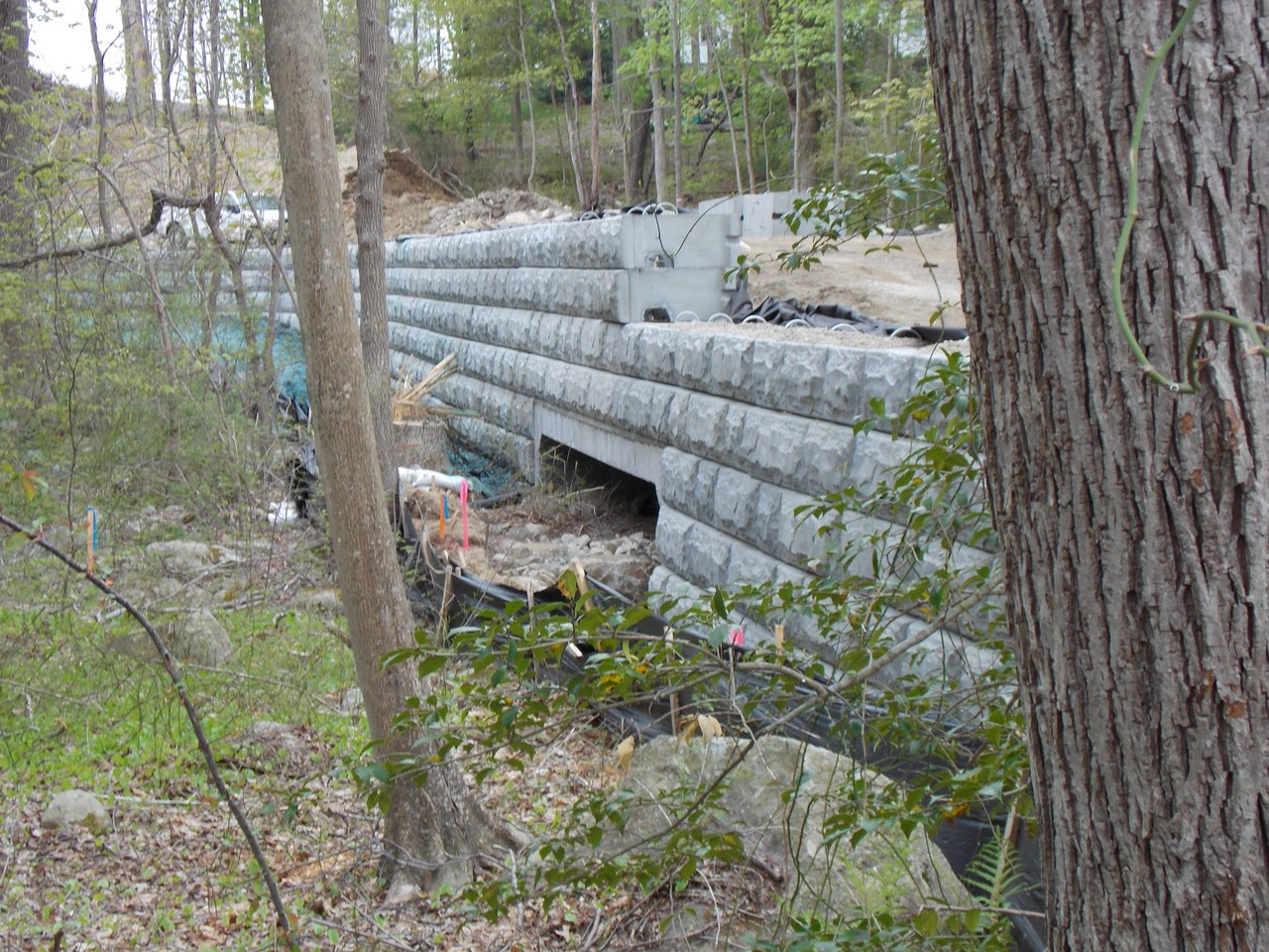 Estates at Cohassett Retaining Wall Services, Cohassett, MA