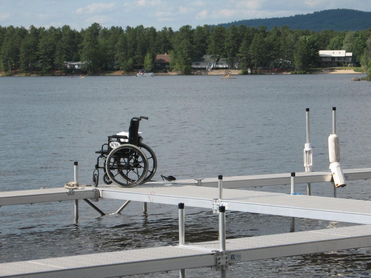 Ossipee Lake CG