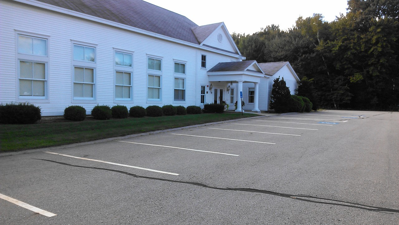 Salem Bible church, Salem, NH